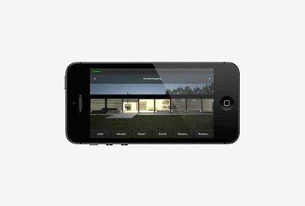 Gira Homeserver Facilityserver App Building Control With