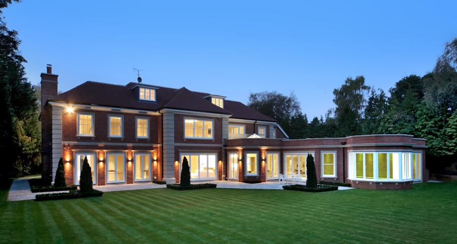 R f rences gira spicer 39 s house oxshott - Zen forest house seulement pour cette maison en bois ...